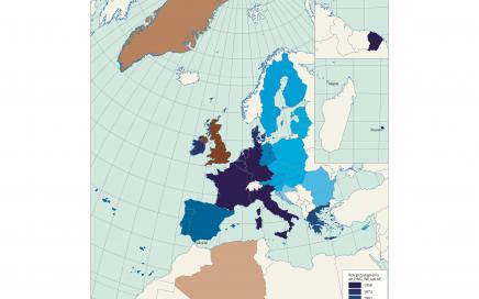 MAPA MIESIĄCA: Unia Europejska i jej rozrastanie